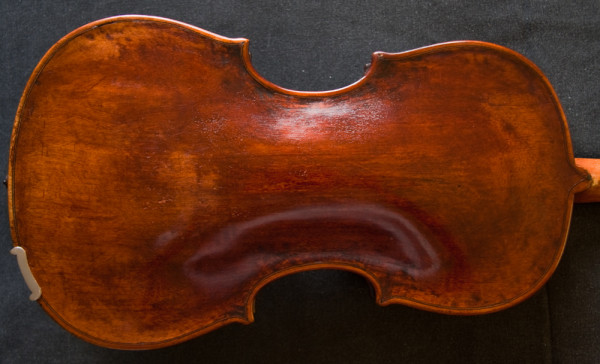 Very old antique German violin made by Dietrich Kohnemann 1839
