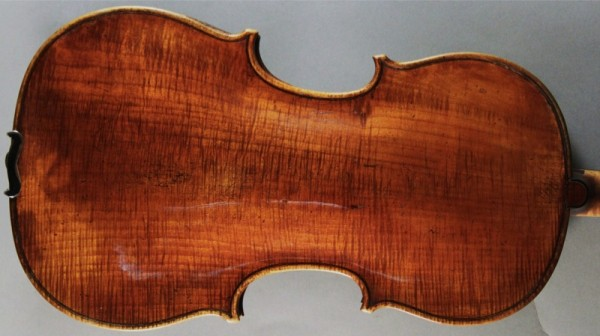 Excellent antique 18th century Italian violin Carlo Antonio Testore 1741