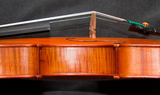Antique French Mirecourt violin JTL Jerome Thibouville Lamy 1897