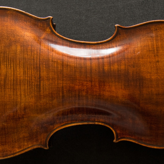Klotz family violin 18th century old antique German violin labelled Georg Klotz 1745