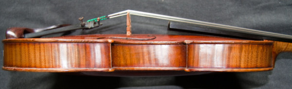 Wonderful old antique German violin by CF Hopf ca1870-80