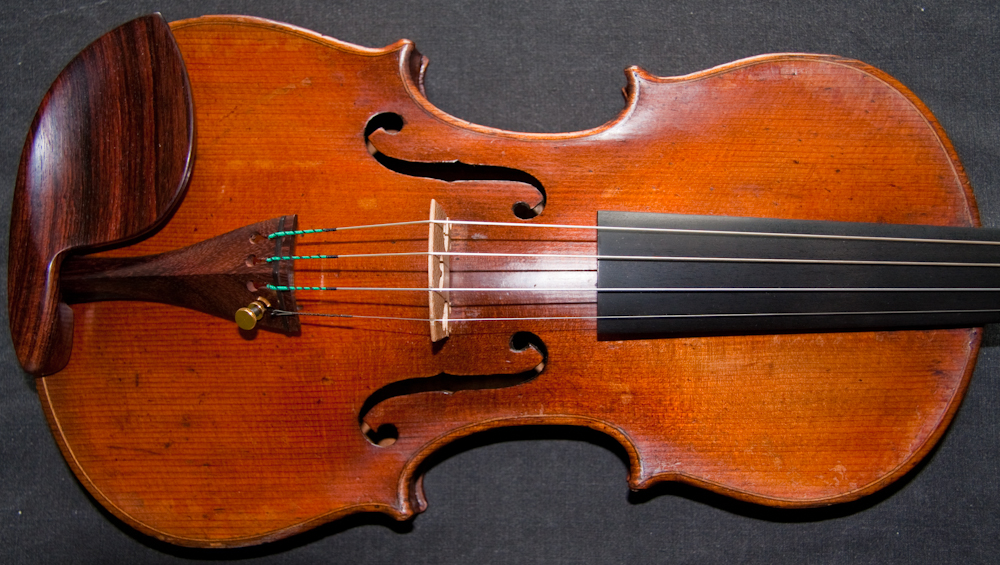 Antique Italian violin labelled Joseph & Antonius Gagliano 1771