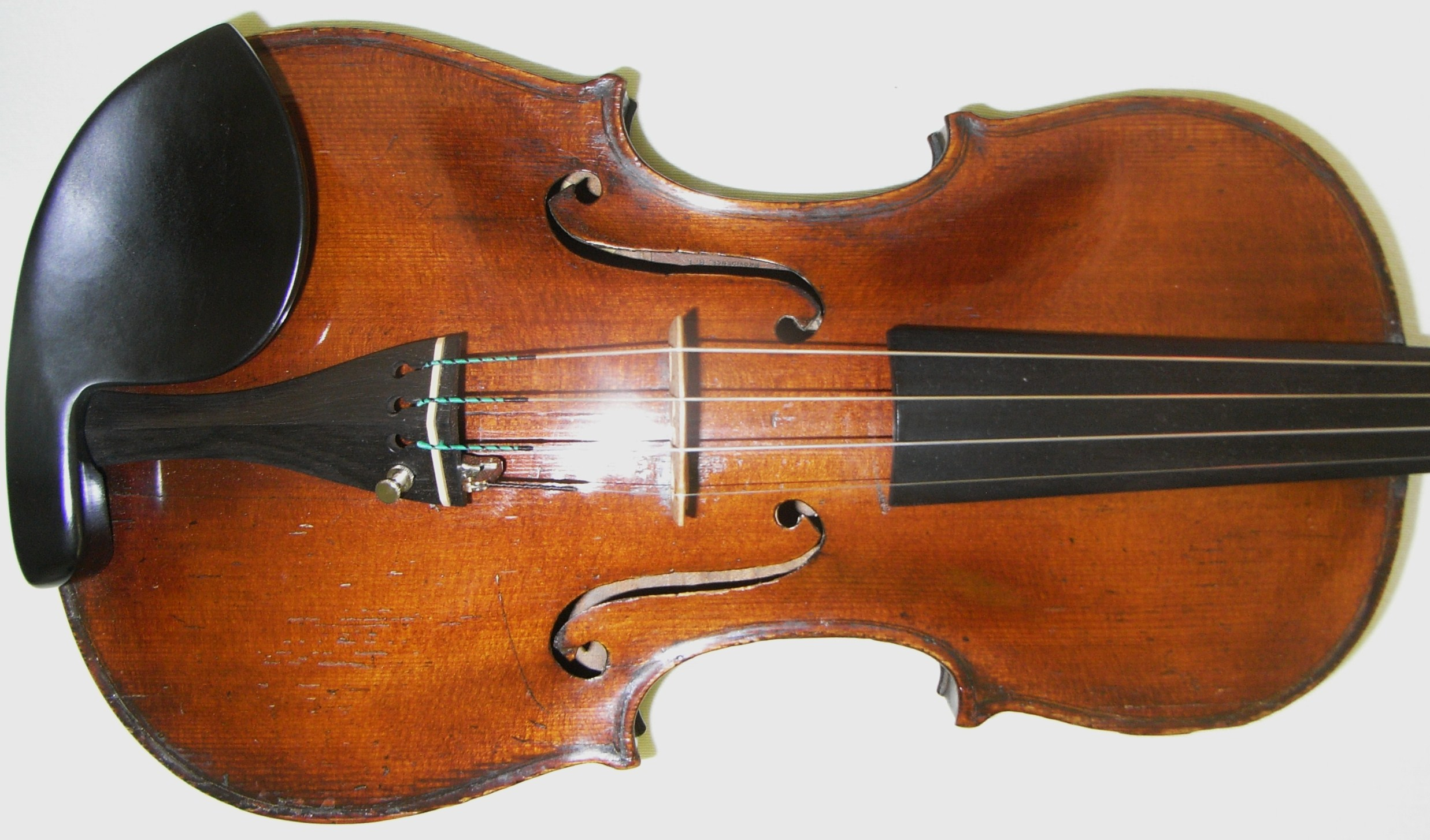 Excellent old antique German Klingenthal violin 1800-1820