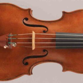 French Olry violin 1861