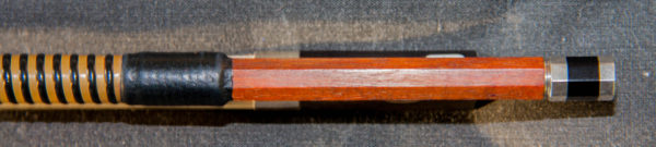 Old Antique Bristow violin bow