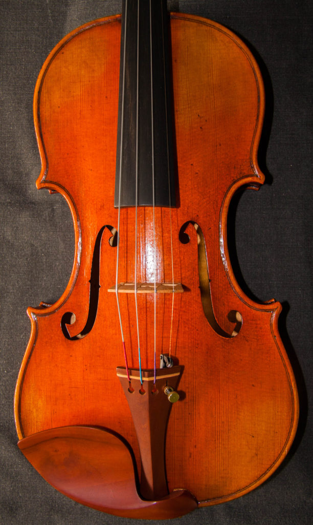 Ole Bull Guarneri del Gesu 1744 model violin, best violin under £1000