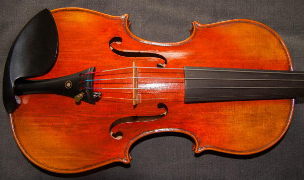 Dolphin Strad 1715 model violin, Antonio Stradivarius model violin, best violin under £1000