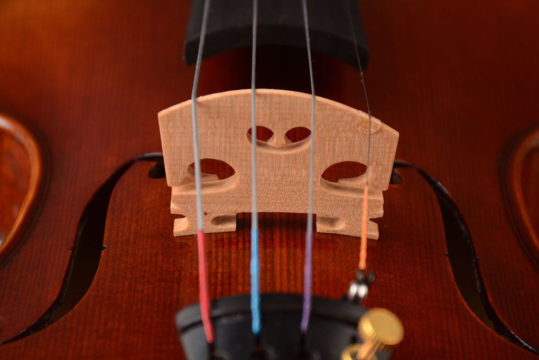 Cremonese Strad of 1715 model violin, best available violins under £1000, Virtuosi violins own label.