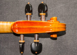 'Viotti ex-Bruce' Stradivarius 1709 replica model violin, best available violins under £1000, Virtuosi violins own label.
