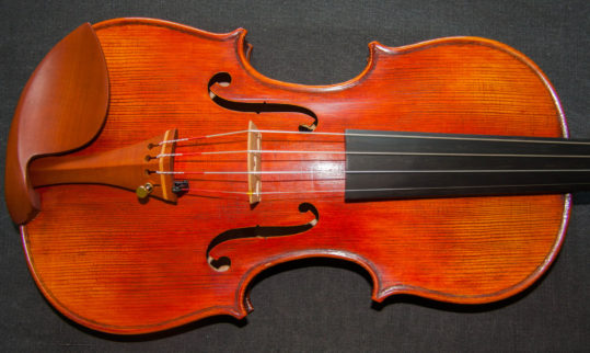 'Lipinski' Stradivarius 1715 replica model violin, best available violins under £1000, Virtuosi violins own label.